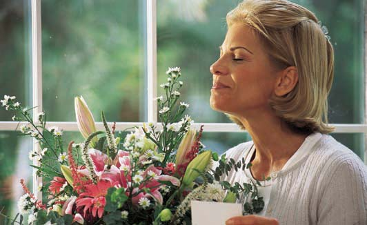 about-rawley-smell-flowers